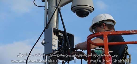 نکات نصب دوربینهای مداربسته CCTV