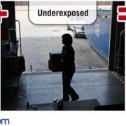 ضد نور در سیستم دوربین های مداربسته WDR