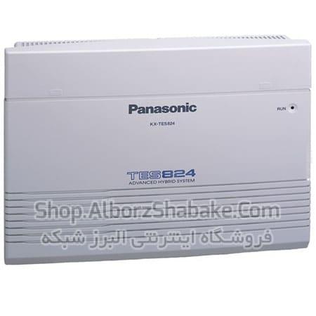 سانترال پاناسونیک Panasonic KX-TES824
