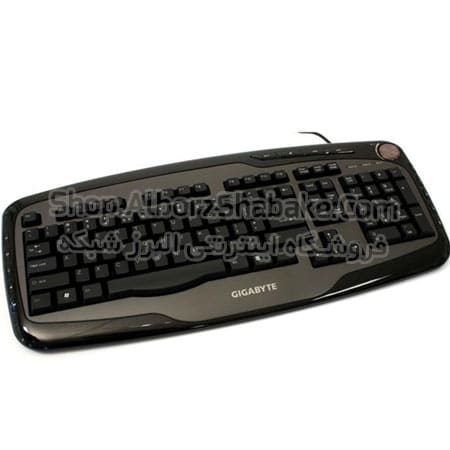 کیبرد Keyboard Gigabyte K6800 Multimedia